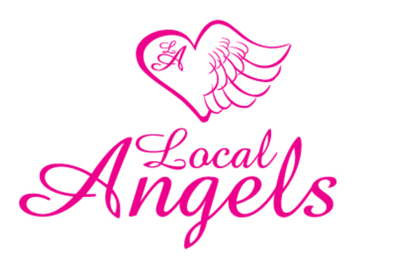 Local angels logo listing