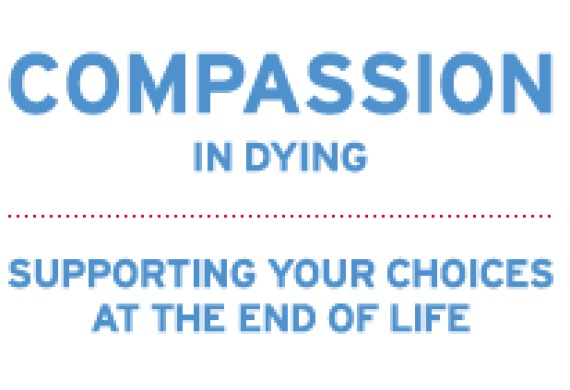 Compassion in dying listing