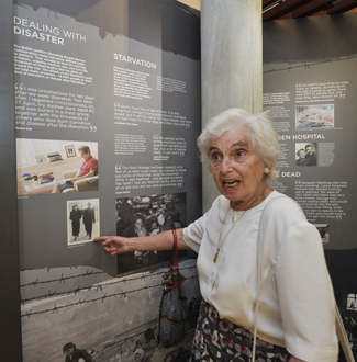 Pictures at a Holocaust Exhibition