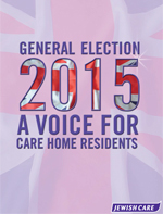 Election 2015 a voice for care home residents