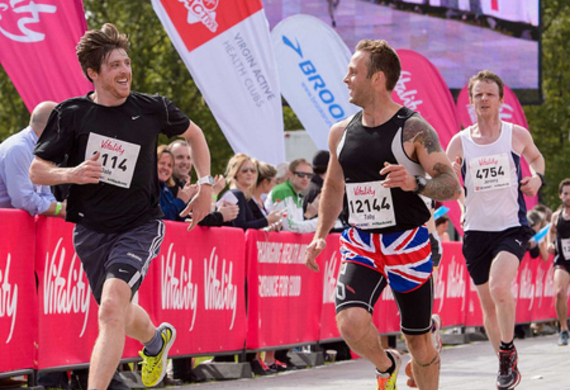 North london half marathon listing