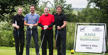 Redbridge Aid Golf Society) golf tournament