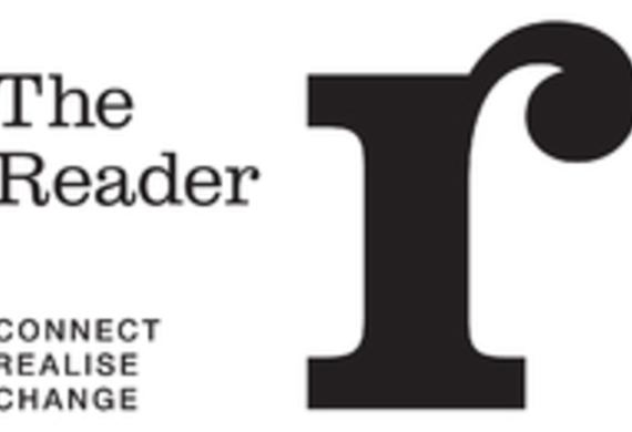 Thereader logo listing