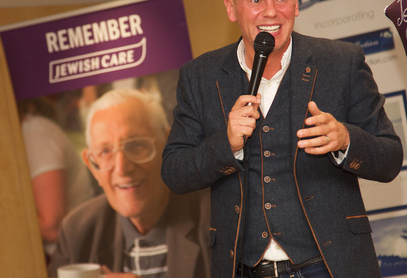 Judge rinder at jewish care's connect  southgate listing