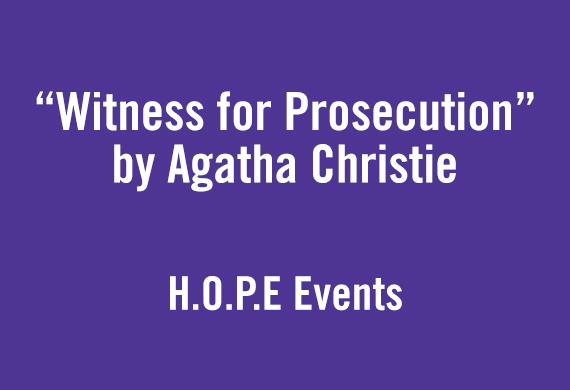Witness for prosecution listing