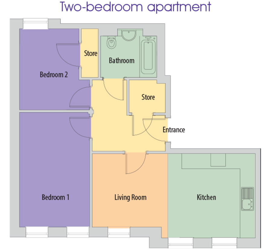 Our Apartments