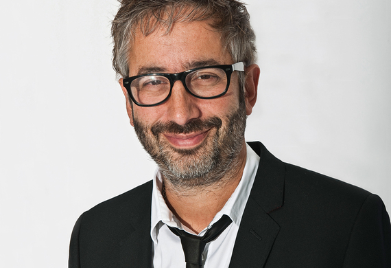 David baddiel for digital listing