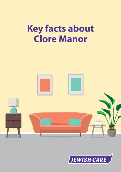 Clore manor key facts gallery detail