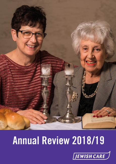 Annual review cover photo 2019 report