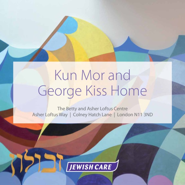 Kun mor and george kiss home gallery detail